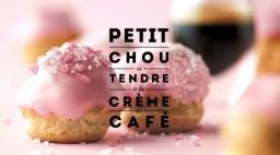 Petit Chou si Tendre à La Creme de Café